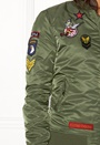 MA-1 VF Patch Jacket