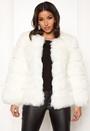 Dusk Faux Fur Coat