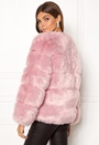 Dusk Faux Fur Short Coat