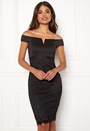 Bardot Lace Midi Dress