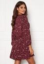 Floral Pleat Dress