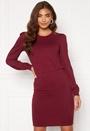 Besa long sleeve short dress