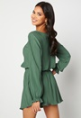 Cicely  pleated dress