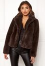 Claudia faux fur jacket