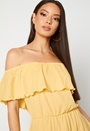 Eliza offshoulder dress