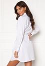 Lorina shirt dress