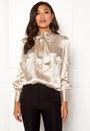 Molly bow blouse