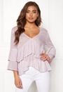 Samantha dotted blouse