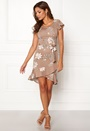 Abriana Flounce Dress