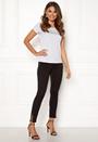 Donatella studded slit pants