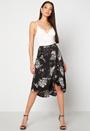 Nadia wrap skirt