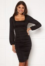 Blanca ruched dress