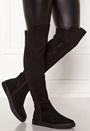 Overknee Low Boots
