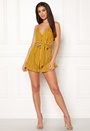 Cali Button Playsuit