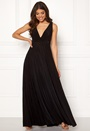 Pleated Oscar Dress