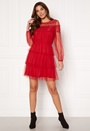 Smilla ls mesh dress