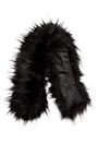 Collar Hoodedge Fake Fur