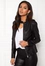 Dallas Faux Leather Jacket