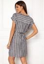 Janine 3/4 Shirt Dress