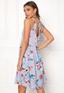 Star S/L Flowy Dress