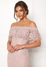 Rose Lace Gown