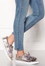 Nash Ruffle Slip-On Shoes