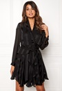 Katinka L/S Wrap Dress