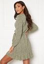 Carly L/S Wrap Dress