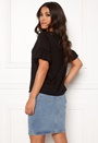 Isa S/S Frill Top