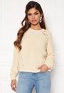 Maga L/S Lace Pullover