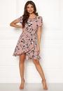Nova Lux Frill Dress
