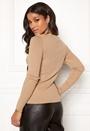 Za L/S V-neck Pullover