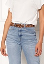 Cynlee Leather Jeans Belt