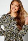 Ellia LS Midi Dress