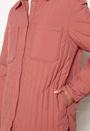 Gretzel Quilted Overshirt