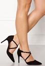 Rexed Strap Point heel