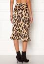 Frill Midi Skirt