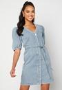 Sophia Mid Blue Dress