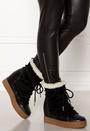 Trish Wool Suede Shoe