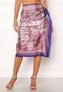 Cognac C Skirt