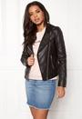 Amanda Leather Jacket