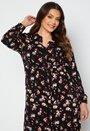 Prina LS Midi Shirt Dress