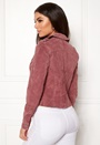 Royce Short Suede Jacket