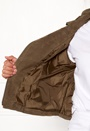 Royce Short Suede Jacket