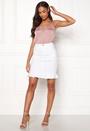 Commit Peplum Denim Skirt