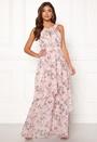 Nola S/L Maxi Layer Dress