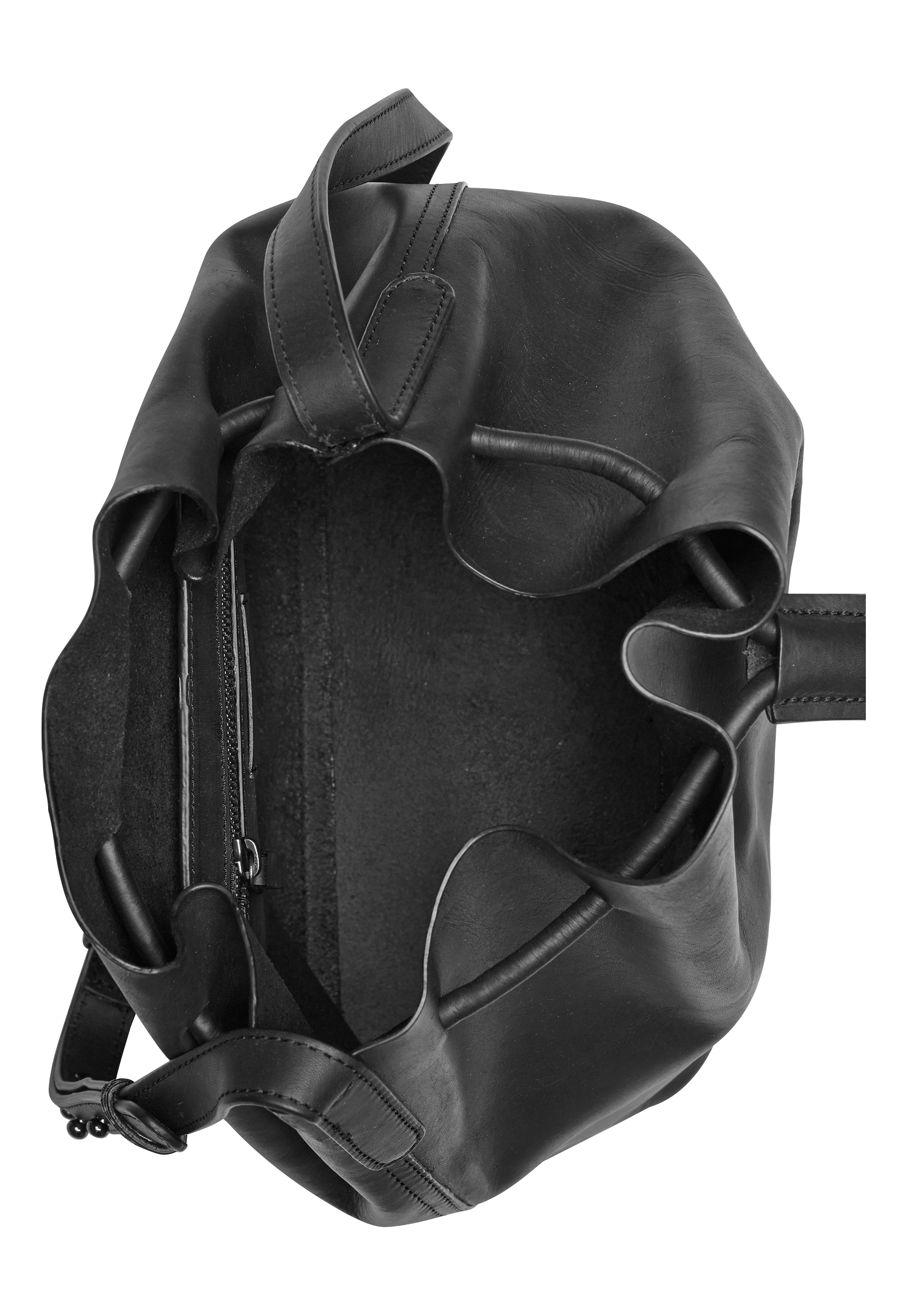 Samsøe & Samsøe Gemini Bucket Bag Black Bubbleroom