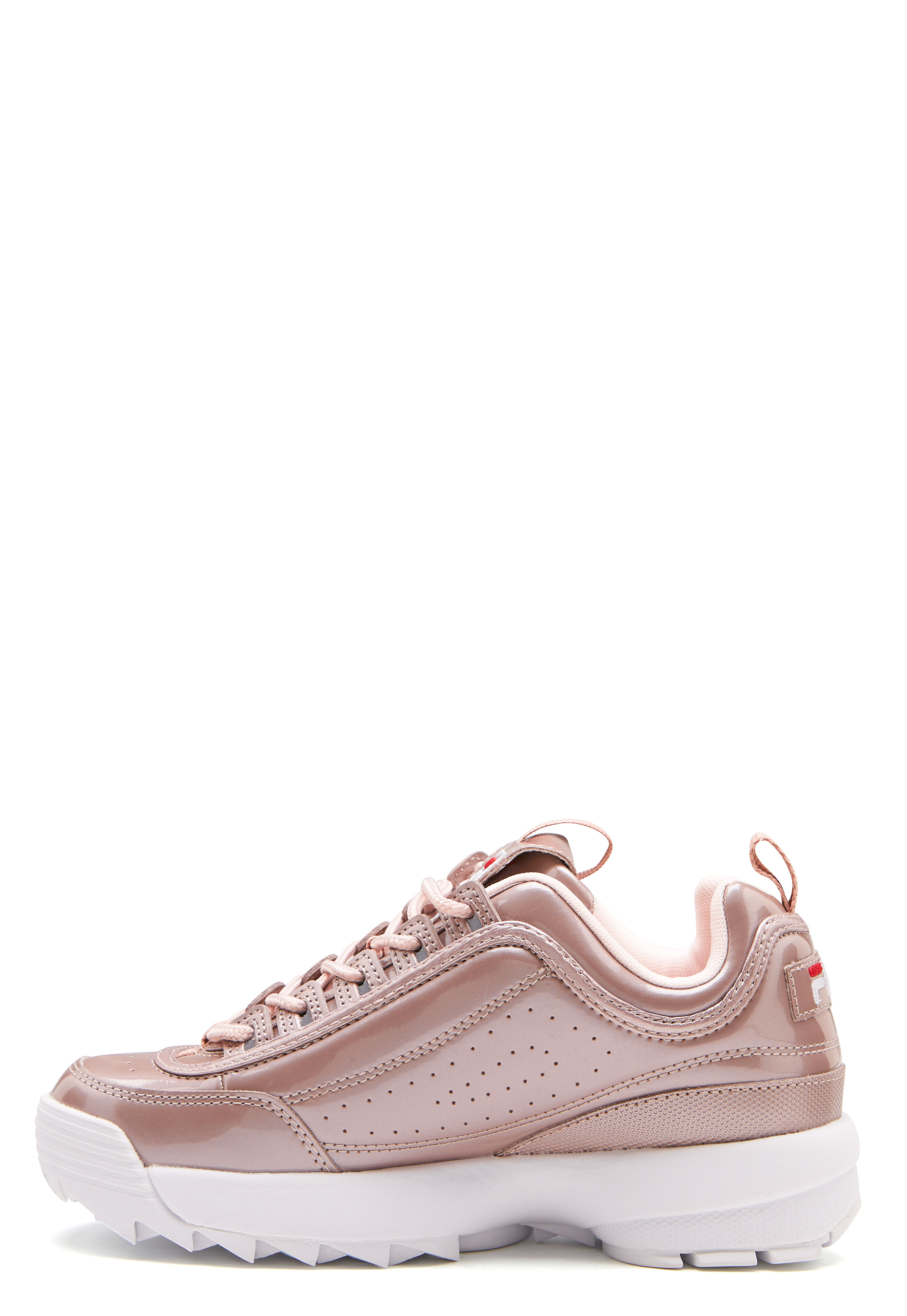 FILA Disruptor M Low Rose Smoke Bubbleroom