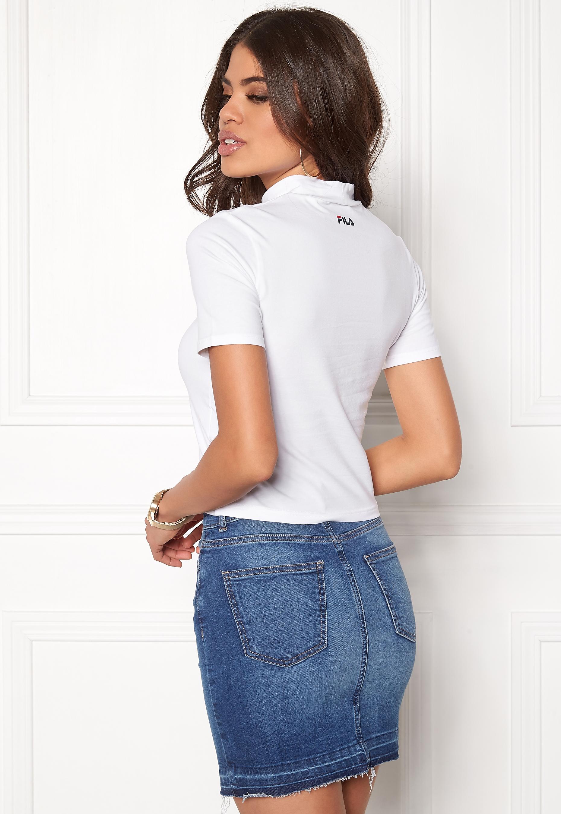 8272f667 FILA Every Turte T-shirt Bright White - Bubbleroom