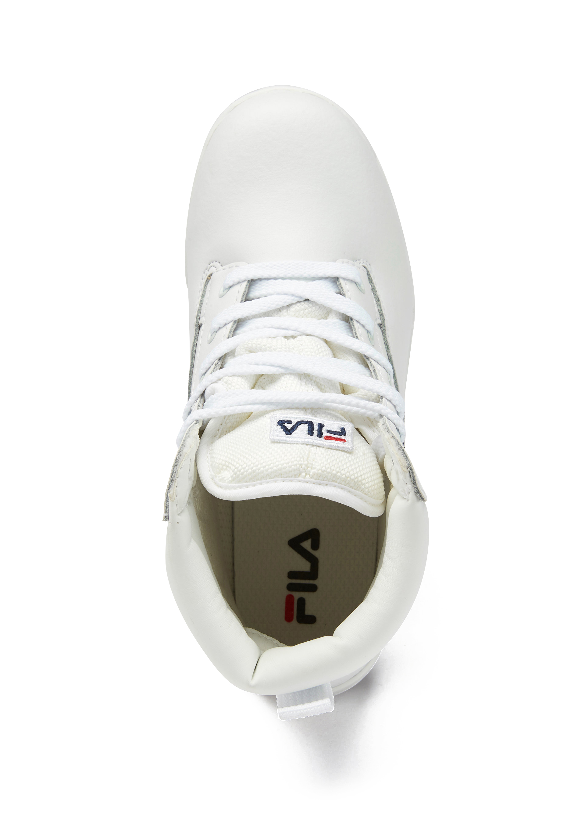 FILA Grunge Mid Boots White Bubbleroom